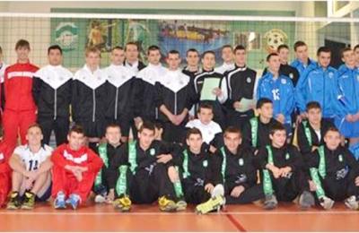 Съдействие при организирането на Коледен волейболен турнир за юноши старша възраст (до 19 години)